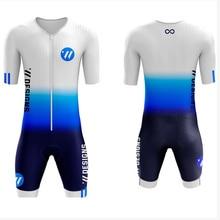 Vvsportsdesigns team jumpsuit mtb cycling clothing set body skinsuit ropa ciclismo triathlon suit running speedsuit swimwear kit