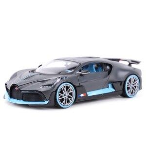 Image 1 - Maisto 1:24 בוגאטי Divo ספורט רכב סטטי למות יצוק כלי רכב אספנות דגם רכב צעצועים