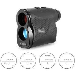 Image 5 - 600M / 900M Laser Range Finder Hunting Golf Laser Rangefinder Laser Distance Meter Speed Tester Digital Measurement Monocular