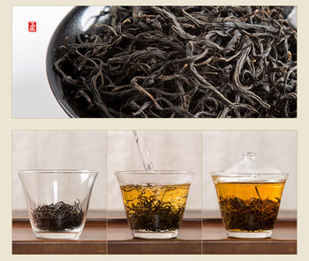 Super Lapsang Souchong Black Tea Tea Strong Flavor Authentic Wuyi Mountain Red Tea 500G Wuhu 2
