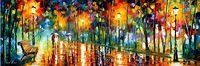 hand painted wall art landscape knife painting Leonid Afremov artist canvas painting reproduction hand painted abstract