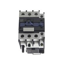 цена на AC Contactor CJX2-3201 32A switches LC1 AC contactor voltage 380V 220V 110V 48V 36V 24V 12V Use with float switch