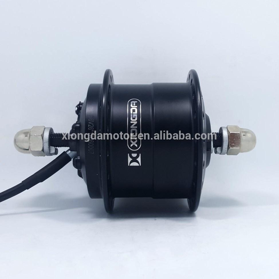 YTW-06 Bldc Front/rear Disc/roller Brake Hub Motor