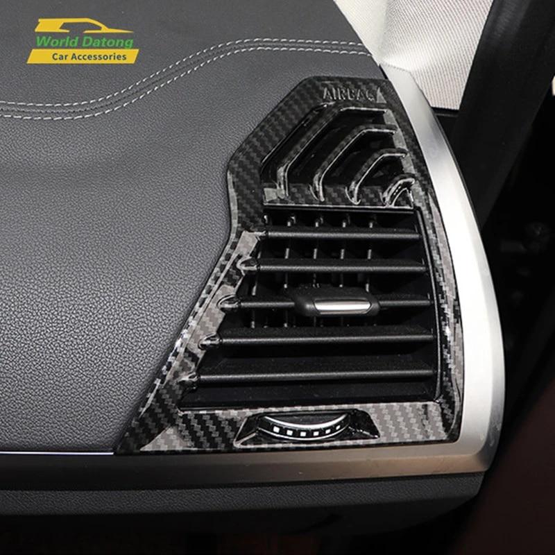 Innentür Fensterschalter Verkleidung Für BMW X3 X4 G01 G02 18-19 Carbon Faser