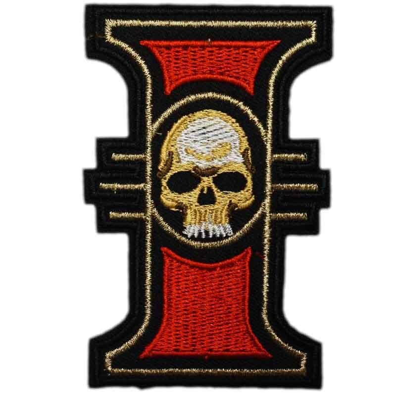 Inquisizione Logo Simbolo Film Serie TV Costume Cosplay Ricamato Emblem iron on patch Berretto Da Baseball Distintivo-in Toppe da Casa e giardino su  Gruppo 1