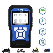 أحدث أداة تشخيصية للدراجات النارية لدراجة كاواساكي وياماها وهوندا وktm متعددة اللغات للسيارات الماسح الضوئي للسيارات OBD