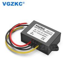 цена на 12V to 12V 2A DC power regulator module, high quality 12V to 12V voltage regulator converter 12V to 12V 24W voltage regulator