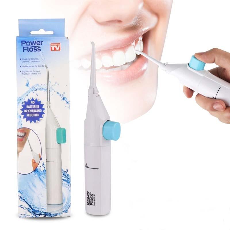 Water Jet Flosser Dental Spa Tooth Floss Oral Teeth Cleaning Gums Health Hygiene Teeth Care 2019