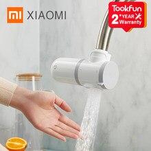 Yeni XIAOMI MIJIA su filtreleri su arıtma cihazları su arıtma su filtresi sistemi gurme mutfak musluk filtresi eau