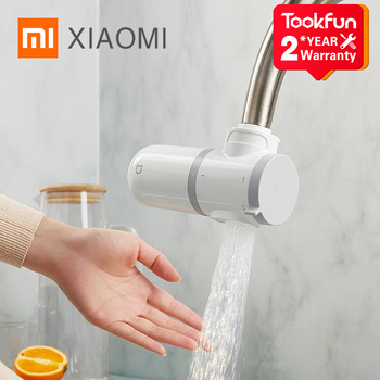 New XIAOMI MIJIA Water Filters Treatment Appliances Purifier water filter system Gourmet kitchen faucet eau - discount item  18% OFF Household Appliances