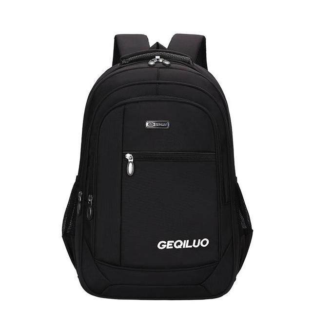 Men's backpack Unisex Waterproof Oxford 15 Inch Laptop Backpacks Casual Travel Boys Student School Bags Large Capacity Hot Sale 3
