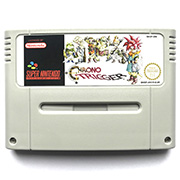 Chrono Trigger 16bits game cartidge for Pal console