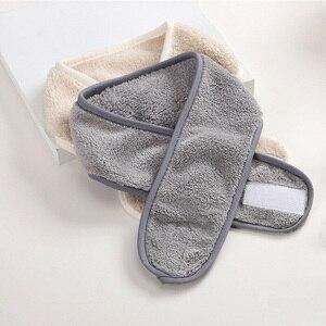 Косметическое обертывание тиара тюрбан для умывания лица регулируемый Йога для женщин для лица полотенцесушитель для ванны повязка для волос Макияж повязки для волос спа салон аксессуары