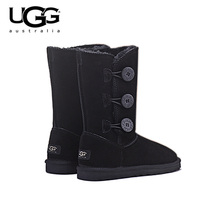 2018 Original New Arrival UGG Boots 1873 Women uggs snow shoes Sexy Winter Boots UGG Women's Classic Leather Tall Snow Boot