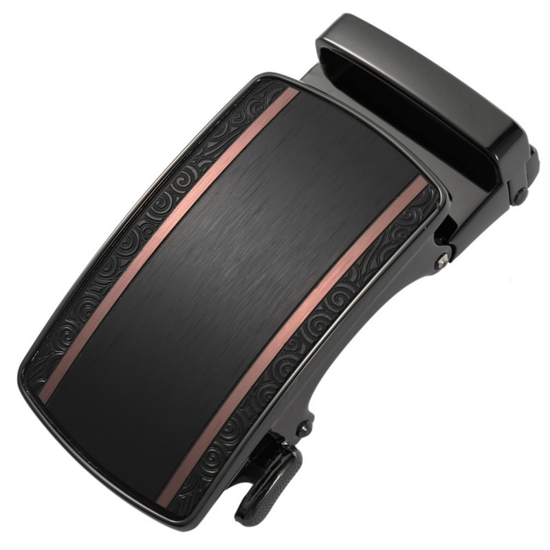 New Men's Leather Strap Male Automatic Buckle Belt 3.5cm Men Authentic Girdle Trend Belts Ceinture Fashion Designer LY136-222868