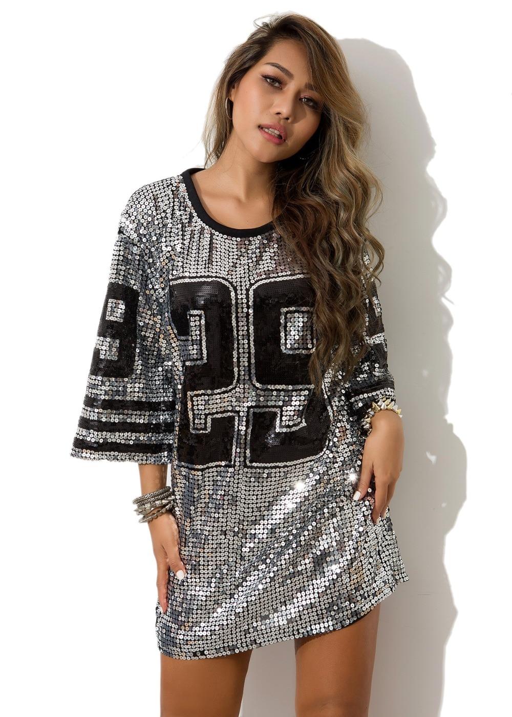 12 Sequin Dress
