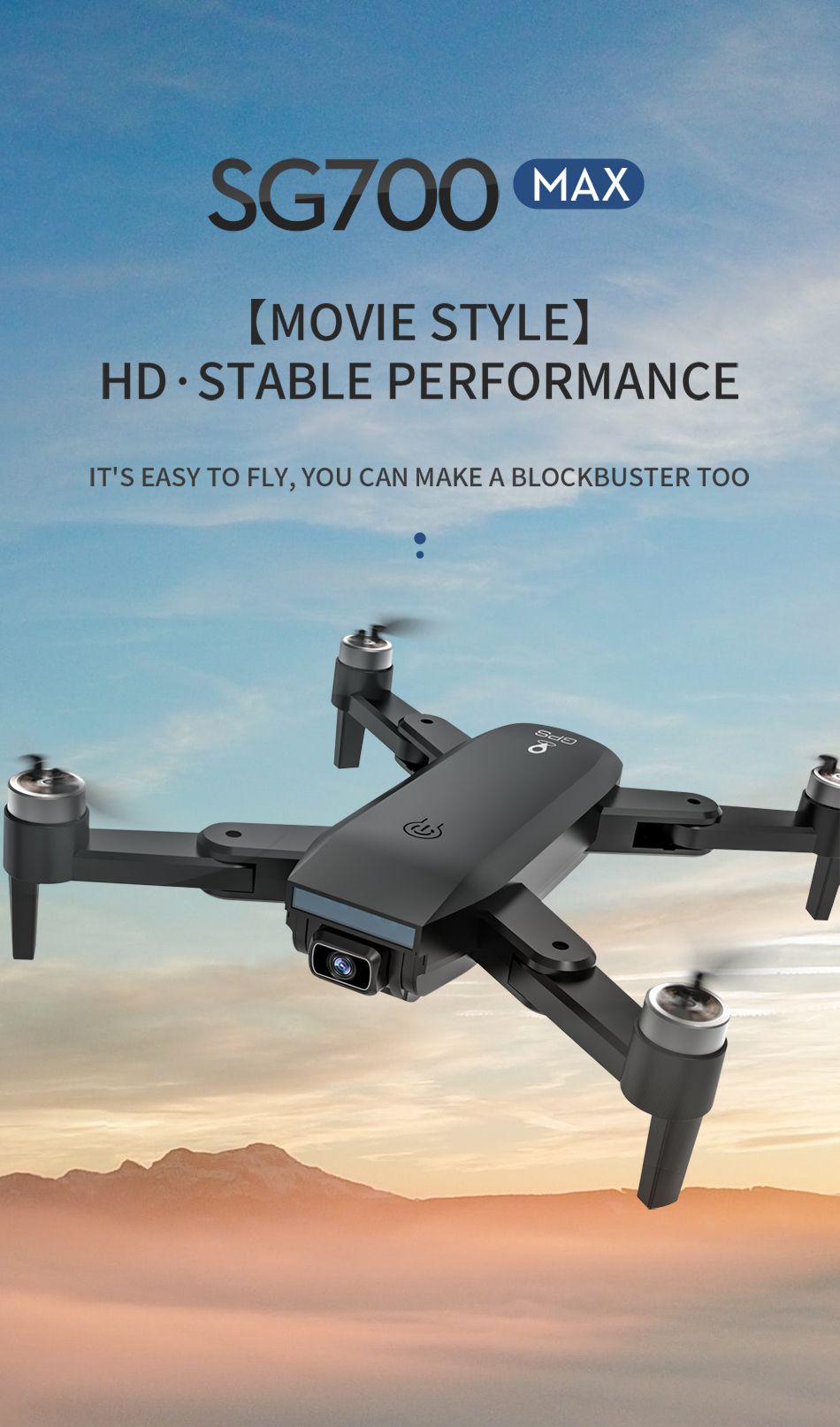 H7de27336539c4fbe9727d8e7dab75d32X - ZLL SG700 MAX Drone GPS 5G WiFi Dual Camera Brushless Motor Flight RC Distance 800m SG700 Pro Foldable Professional Quadcopter