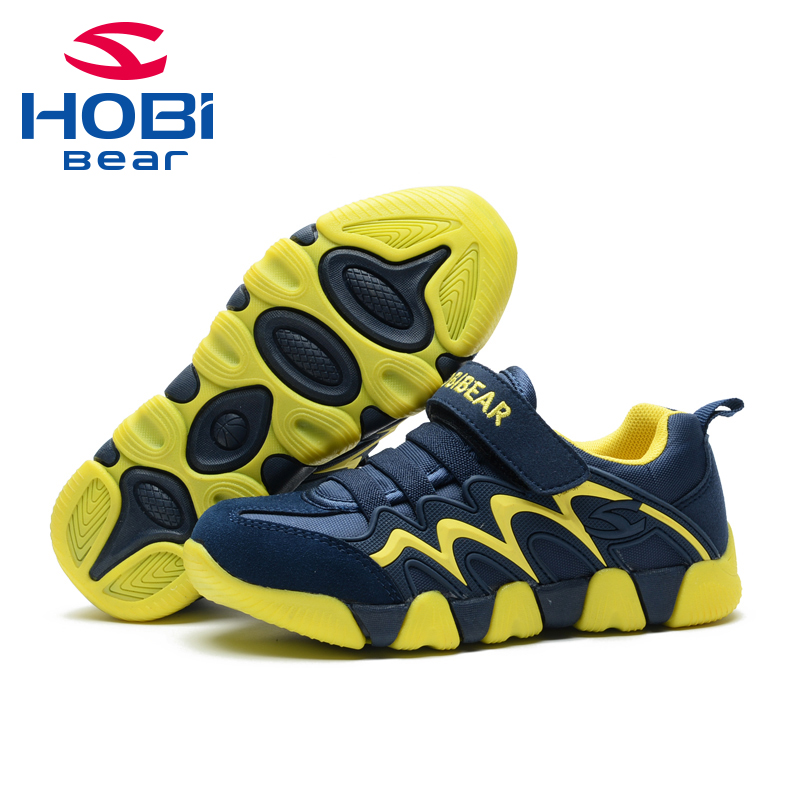 HOBIBEAR Wholesale Children Forest Outdoor Shoes Outdoor Rock Shoes For Boy AS3365