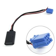 Car Bluetooth Adapter Aux Music Cable Module for Alfa Romeo 147 156 159