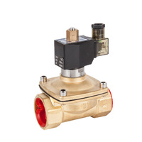 Low Pressure 1.5inch 12v Air Water Solenoid Valve Normally Open DN40