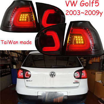 2003~2008year tail light for Golf5 taillight Golf 5 car accessories LED DRL Taillamp for Golf5 fog light