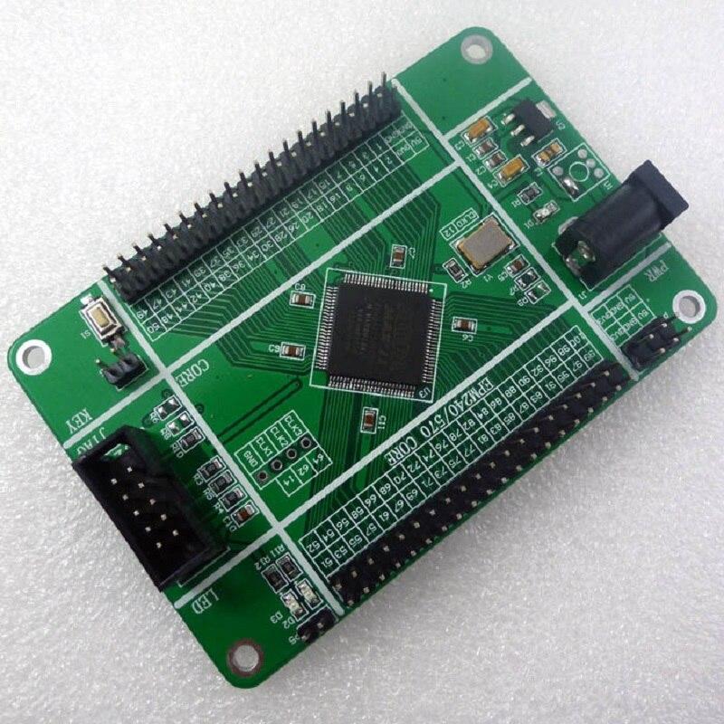 ALTERA MAX II-Placa de desarrollo EPM240 FPGA CPLD, módulo de aprendizaje, placa de evaluación EPM240T100C5N JTAG PLD MCU IC
