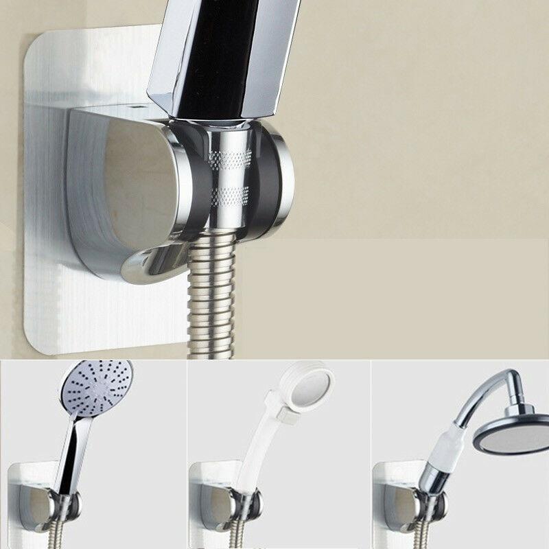 1 soporte de cabeza de ducha montado en la Pared Soporte de cabeza de ducha ajustable para colgar en el baño DIY WiFi interruptor de luz inteligente temporizador de interruptor Universal Smart Life APP Control remoto inalámbrico funciona con Alexa Google Home