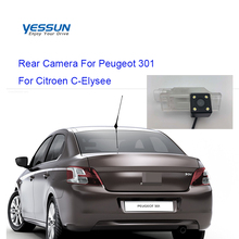 Yessun tablicy rejestracyjnej kamera cofania dla Peugeot DS5 DS6 4008 2008 301 308 408 508 C5 3008 307 307CC
