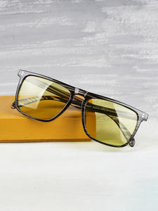 Toketorism Glasses Night-Vision Polarized Photochromic Driving And for Yellow