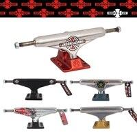 129 139 149 independent skateboard trucks good quality aluminum alloy truck carbon steel hollow skate trucks