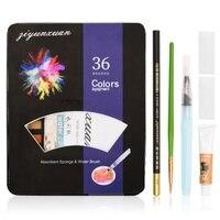 Solid Watercolor Paint Set For Children Beginners Hand painted Watercolor Painting Coloring Art Supplies 36 Colors