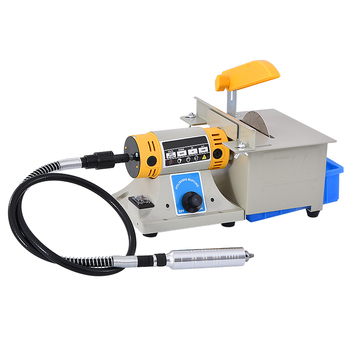 S1J-YG-MD01 Multi-function Table Mill Mini Grinding Machine DIY Household Small Polishing Cutting Machine 220V 650W 10000r/min