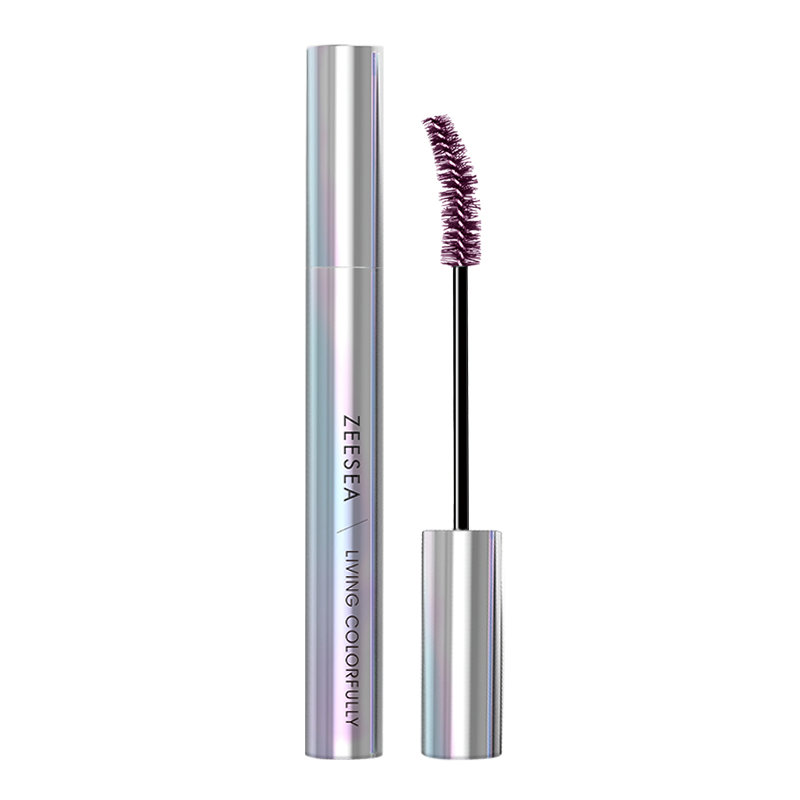 ZEESEA Mascara Eyelash-Extension Cosmetics Makeup Tear Shine Waterproof 9-Colors Curling