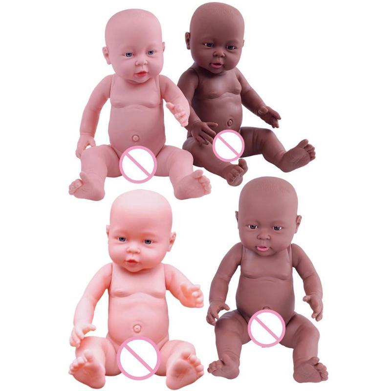 41cm boneca de simulação do bebê recém-nascido macio crianças reborn boneca de brinquedo menino menina emulado boneca crianças presente aniversário decoração natal