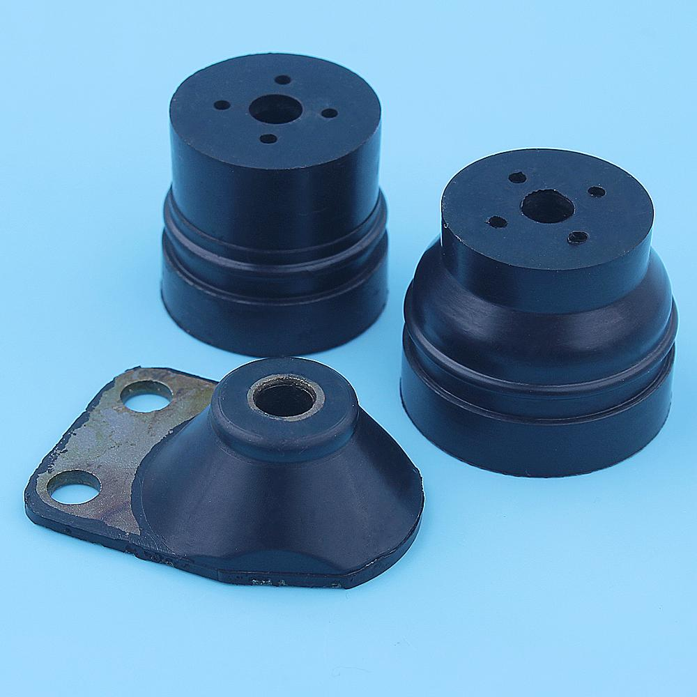 AV Buffer Mount Annular Rubber Kit For Stihl 024 026 MS260 026Pro MS260PRO Chainsaw Replacement Parts