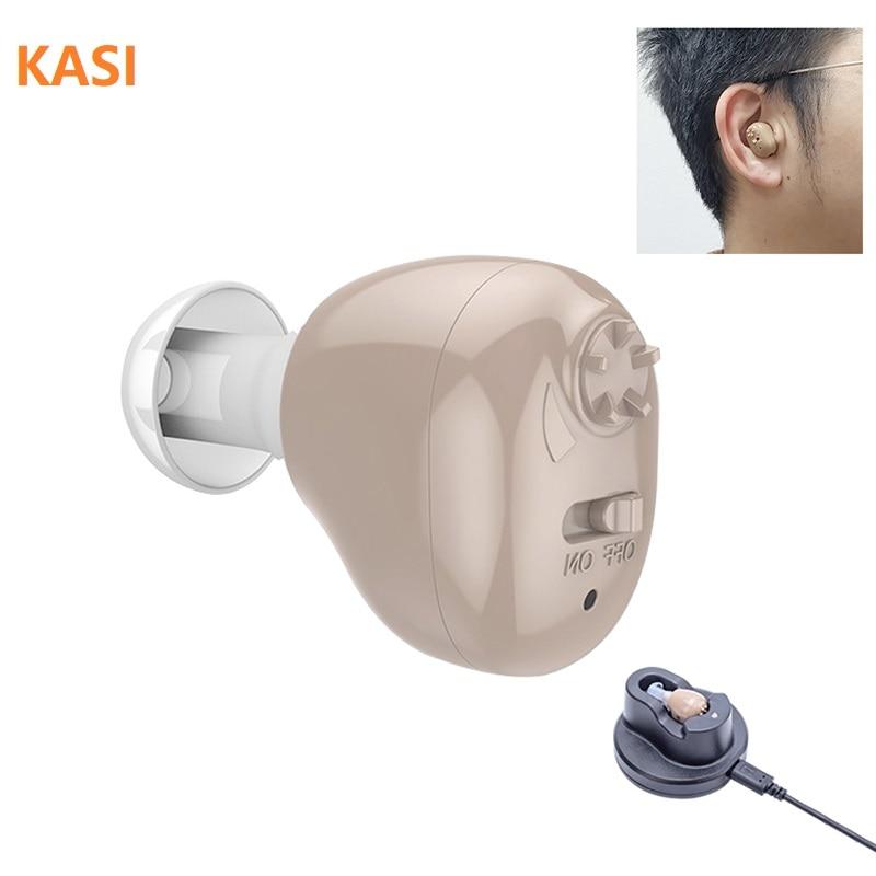 Aparelho Auditivo Recarregável - Amplificador Auditivo para deficientes auditivos 1