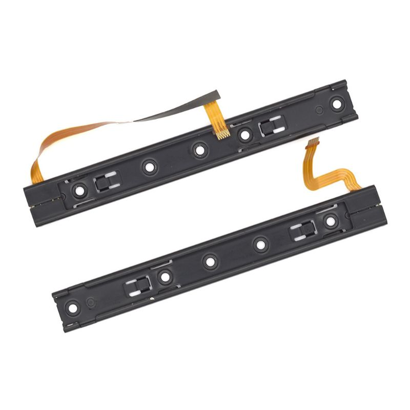 L R LR Slide Left Right Sliders Railway replacement for Nintend switch Console Rail for NS Joycon Controller