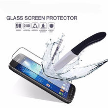 Tempered Glass Screen Protector for Samsung for Galaxy S5 S4 S3 mini S6 G530 G357 8552 I8262 S7262 S7562 G386T G360 film case(China)