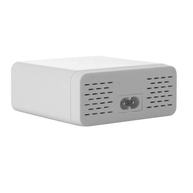 Купить жк дисплей мульти быстрый usb зарядное устройство заряжать несколько картинки цена