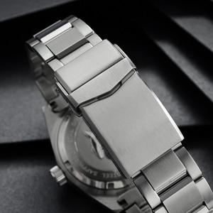 Image 5 - San Martin 62MAS Diver Horloge Rvs Automatische Mannen Mechanische Horloges 200M Waterdicht Lichtgevende 2019 Sport Relojes