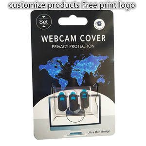 Webcam-Cover Shutter Slider Camera with Packing 100-500pcs Custom-Products Universal
