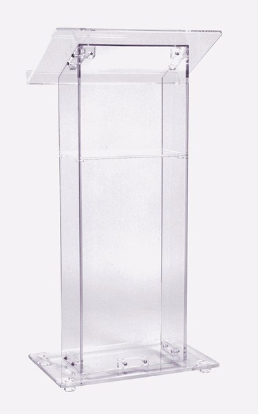 Clarity Acrylic Pulpit Fashion / Generous Acrylic Pulpit Church