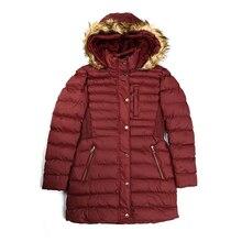 Maternity Winter Coat Long Hooded Thicken Basic Jackets Female Plus Velvet Coats Cotton Jacket Women Outwear