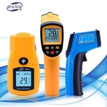 Benetech Цифровой Термометр Пистолет Бесконтактный инфракрасный термометр температура пистолет ИК термометр промышленных GM320 ~ GM900