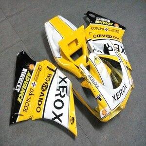 Image 5 - Bouten + Custom Rood Wit Motorfiets Artikel Voor 748 916 996 1996 1997 1998 1999 2000 2001 2002 Abs Motor kuip Kit M2
