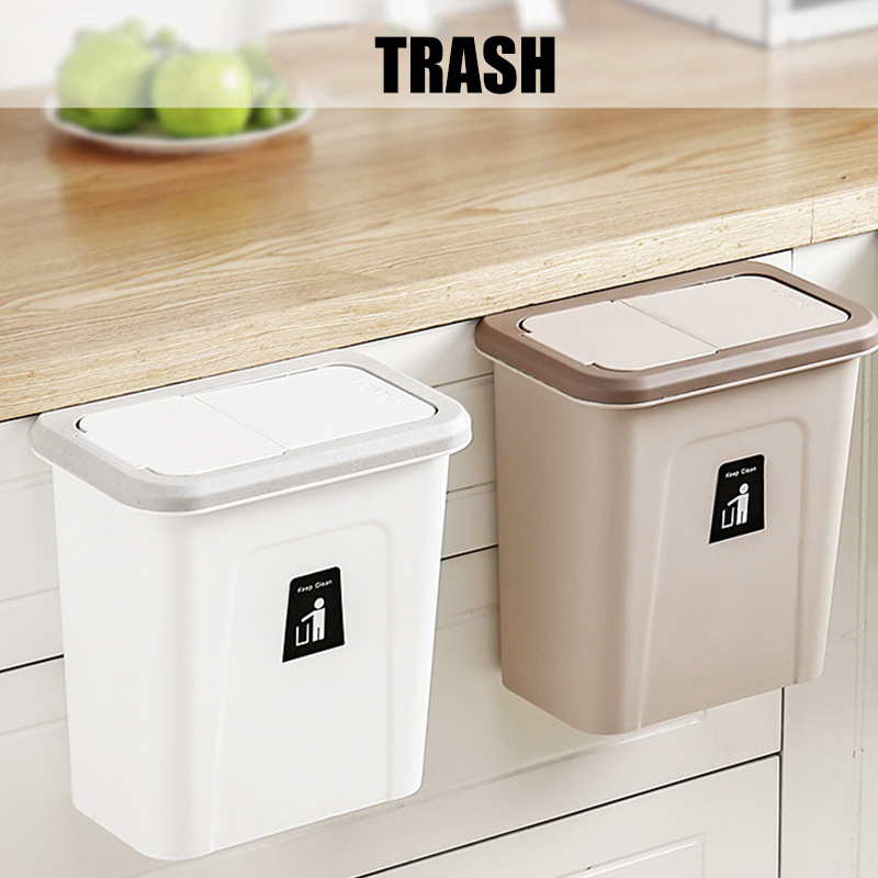 Push-top Trash Can Chef…