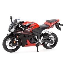 Maisto 1:12 הונדה CBR600RR למות יצוק כלי רכב אספנות תחביבים צעצועי דגם אופנוע