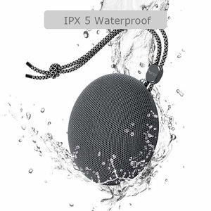 Image 3 - כבוד ספורט AM51 Bluetooth רמקול IPX5 עמיד למים מיני נייד אלחוטי Bluetooth ידיים משלוח 700mAh