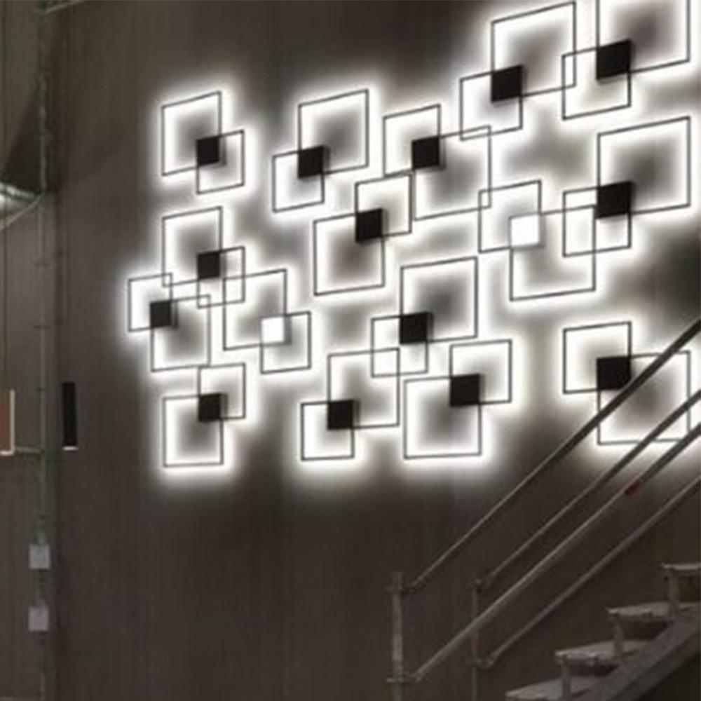 Zerouno 2019 New Led Panel Light 20w 24w 220v Modular Hexagonal Led Magnetic Lights Painel Led Plafon DIY Led Techo Lighting
