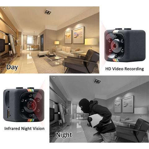 Limited Time Reserve Price Clearance Mini Camera HD 960P Sensor Night Small Camera Recorder Camcorders Support Motion Tracking Islamabad